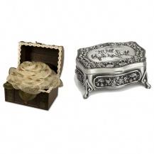 Baúles de madera y cofres | Complementos Carele