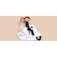 Figuras tartas de boda | Complementos Carele