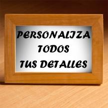 Personaliza detalles empresa | Complementos Carele
